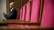 """Парубій озвучив причини падіння рейтингів Яценюка та """"Народного фронту"""""""
