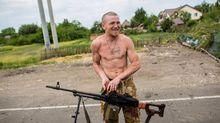 Боевик Моторола прокомментировал свое ранение