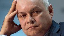 Киселев во время прямого эфира обмолвился в пользу Украины