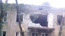 Донецьк після обстрілу: жахливі фото наслідків