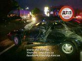 У велику аварію під Києвом потрапили 6 машин. Є загиблий
