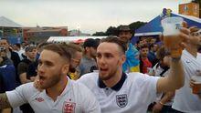 Англійські фанати емоційно заспівали кричалку про Путіна