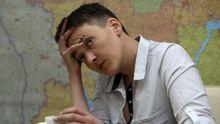 Порошенко зробив ту ж помилку, що і Янукович, — Савченко