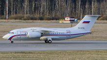 Літак, яким в Росію відправили ГРУшників, повернувся в Україну