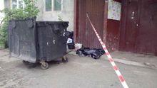 В киевском мусорнике нашли труп младенца (Фото 18+)