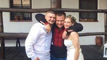 Ярош видав доньку заміж – з'явились фото з весілля