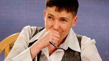 Савченко ефектно поставила на місце російського журналіста