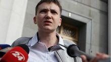 Савченко розповіла про страшні наслідки, якщо Захід допоможе зброєю