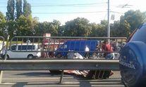 У Києві в час пік утворився величезний затор: фото колапсу