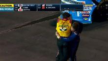 Драка вместо гонки: пилоты NASCAR подрались после финиша