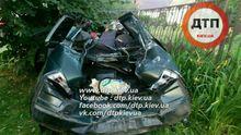 Мотоцикл влетів ВАЗ і розчавив легковик: є загиблі