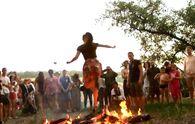 Магическое зрелище: как в Запорожье отмечают языческий Купала