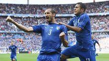 Евро-2016: Италия не дала испанцам защитить титул