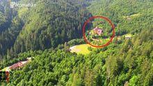 Журналісти показали розкішний маєток кума Путіна на Закарпатті