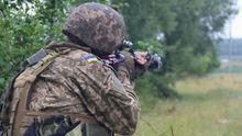 Напряжение в зоне АТО: трое бойцов получили ранения
