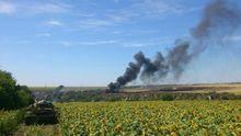 Ужасный обстрел в Песках: двое бойцов погибли, раненых вывезли под огнем