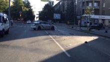 Смертельная авария с участием патрульных в Харькове: появилось видео