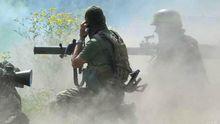 Українські військові взяли в полон терористів під Троїцьким