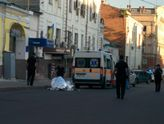 Невідомі застрелили чоловіка у центрі Харкова