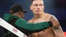Усика исключили из Международной боксерской федерации