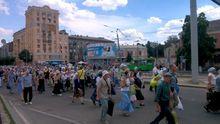 Російські терористи можуть піти на Київ з прихожанами московського патріархату, – волонтери