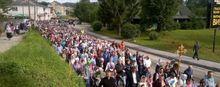Эксперт рассказал об угрозах крестного хода на Киев
