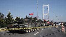 Переворот в Турции: Хронология одних горячих суток