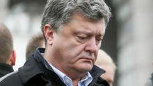Порошенко отреагировал на убийство Шеремета