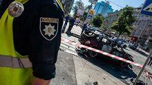Убийство Шеремета: следователи показали, где была заложена взрывчатка