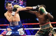 Украинский боксер потерял чемпионский пояс