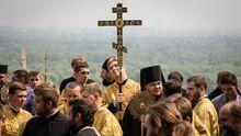 Хресна хода у Києві.  Усі найважливіші новини (Онлайн)