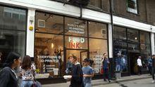 Розбірний 3D-ресторан почав мандрувати Європою