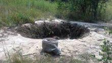 Копателей янтаря нашли в Чернобыльской зоне
