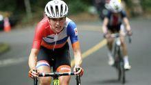 Велосипедистка сломала позвоночник на Олимпиаде