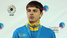Сергей Кулиш принес первую медаль Украине