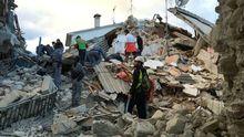 Кількість жертв внаслідок землетрусу в Італії серйозно зросла