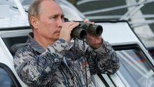 Путін готується до війни: з'явилось відео