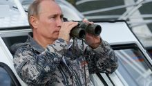 Путин готовится к войне: появилось видео