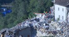 Кількість постраждалих від землетрусу в Італії збільшилась