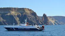 У Криму на дно пішла яхта з пасажирами