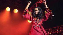Джамала в вышиванках: самые яркие образы