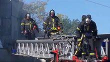 Из-за пожара в Москве погибли 17 человек