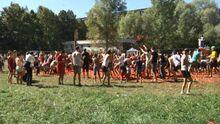 Велика томатна битва відбулася у Києві
