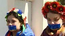 Праздновали ли крымчане День Независимости Украины