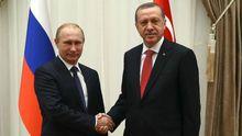 Про що говорили Путін та Ердоган за зачиненими дверима під час G20