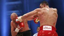 Стало известно, когда Кличко выйдет на ринг против Фьюри