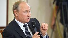 Путин заявил, что готов вести переговоры с Порошенко