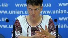 Савченко назвала действия, которые заставят Кремль отцепиться от Украины