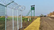 """В Госпогранслужбе рассказали, насколько уже построена """"Стена"""""""