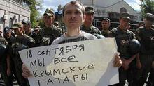 Кримські татари бойкотували незаконні вибори на окупованому півострові